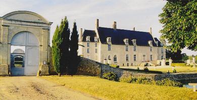 Château de Bois de Sanzay