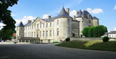 Château de Vic-sur-Aisne