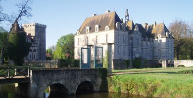 Château de Saint-Loup sur Thouet