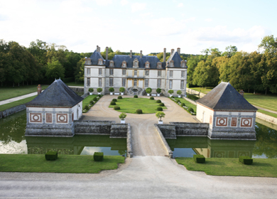 Castles and hotels de charme in france reve de chateaux for Hotel de reve france