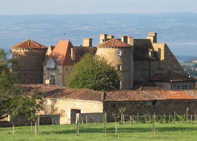 Château de Saint-Marcel de Félines