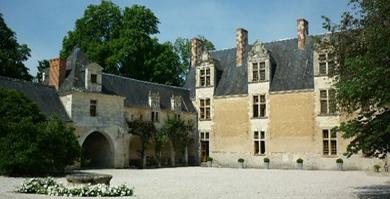 Château de La Cour au Berruyer