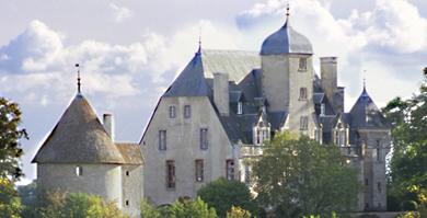 Château de Chatillon-en-Bazois