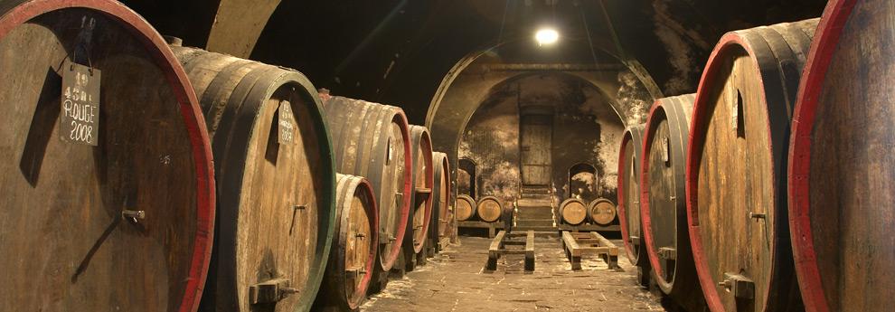 Châteaux viticoles