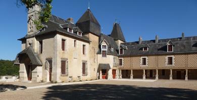Château de la Mothe en Poitou