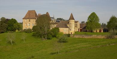 Château de La Bourlie