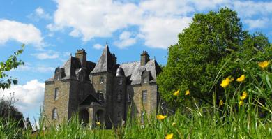 Château de Montbrault