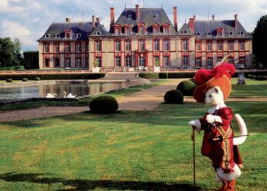 Ch teau de breteuil visites animations yvelines ile for Chateaux yvelines visites