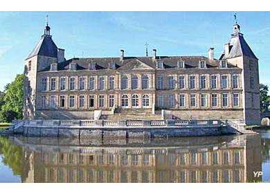 chteau de sully mariages rceptions sminaires chteaux viticoles visites animations sane et loire bourgogne - Chateau De Sully Mariage