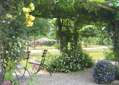 Logis de chaligny visites animations vend e pays de for Visiter les plus beaux jardins anglais