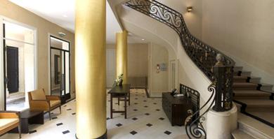Hôtel de La Rochefoucauld - Le Club de l'Assemblée