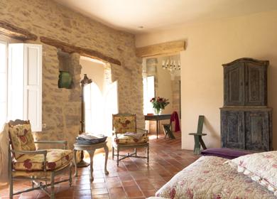 Ch teau la roque chambres d 39 h tes h tels de charme - Chambre d hote de charme deauville ...