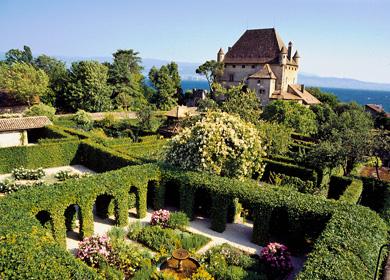 Jardin des cinq sens visits events savoie rh ne alps for Jardin 5 sens guadeloupe