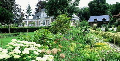 Jardins et parc de château de Maizicourt