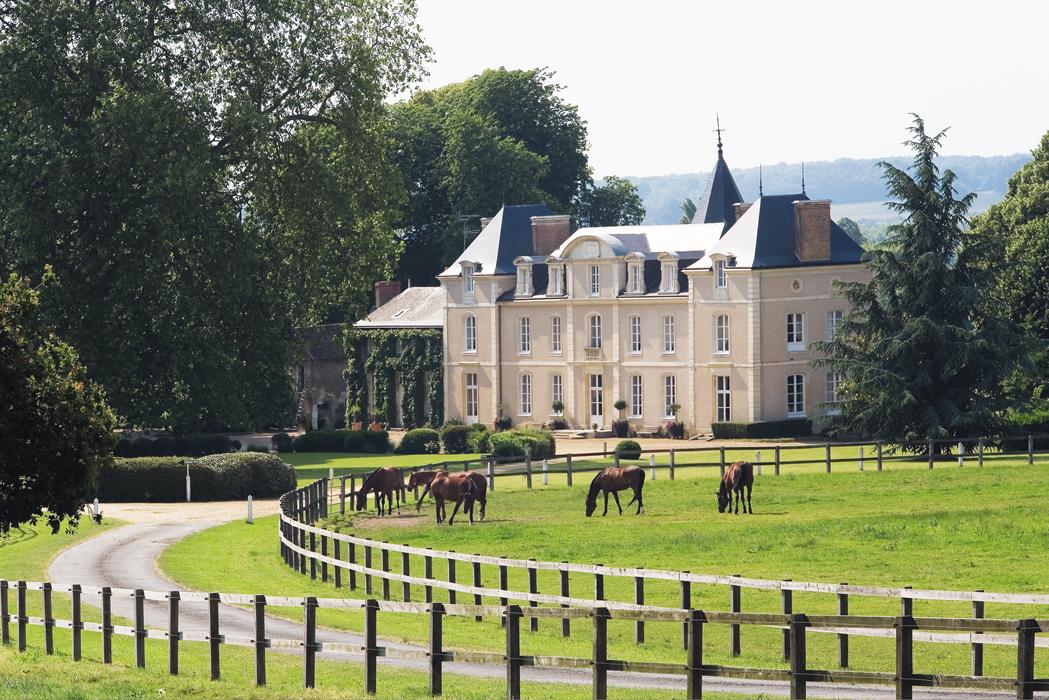 Haras de la potardi re chambres d 39 h tes h tels de charme locations vacances mariages for Chambre dhotes luxe normandie